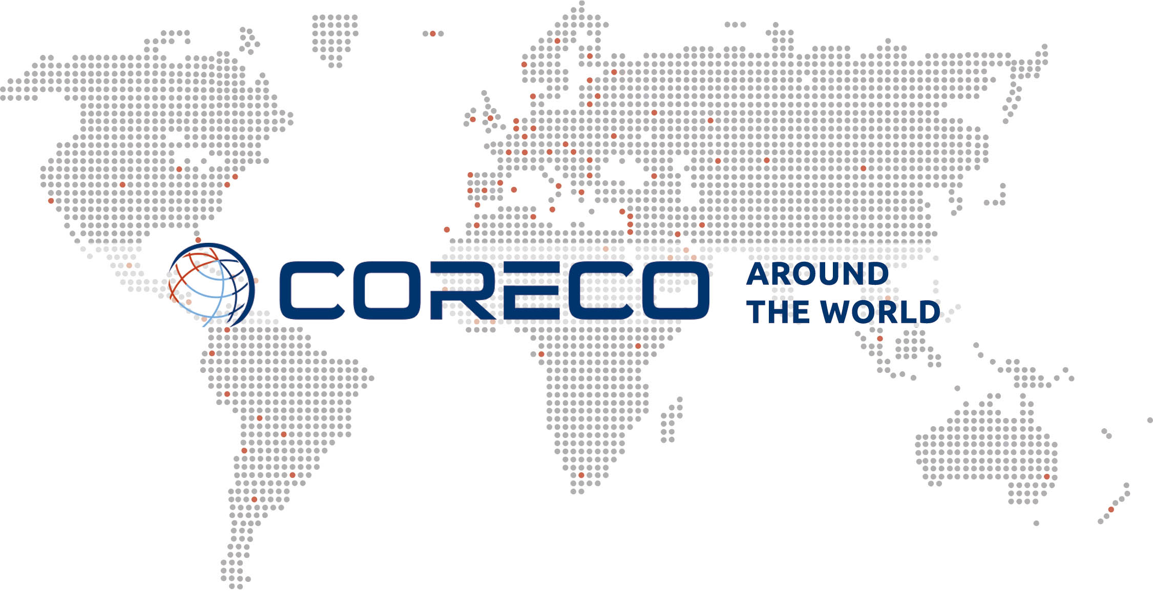 Coreco arround the World